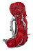 Osprey Ariel 55 Backpack Women S Vermillion Red
